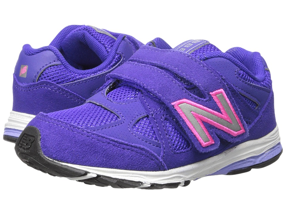 New Balance Kids - 888 (Infant/Toddler) (Purple/Pink 2) Girls Shoes