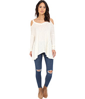 Brigitte Bailey - Brailyn Cold Shoulder Ribbed Top