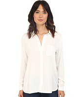 Brigitte Bailey - Illie Button Up Top with Pocket