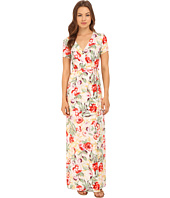 Brigitte Bailey - Armelle Short Sleeve Wrap Dress