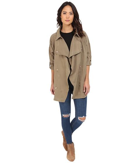Brigitte Bailey Ina Flowy Trench Jacket