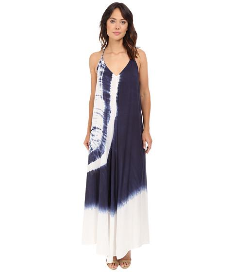 Brigitte Bailey Elodie Spaghetti Strap Maxi Dress with Back Detail