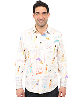 Robert Graham - Limited Edition Get Well Sport Shirt
