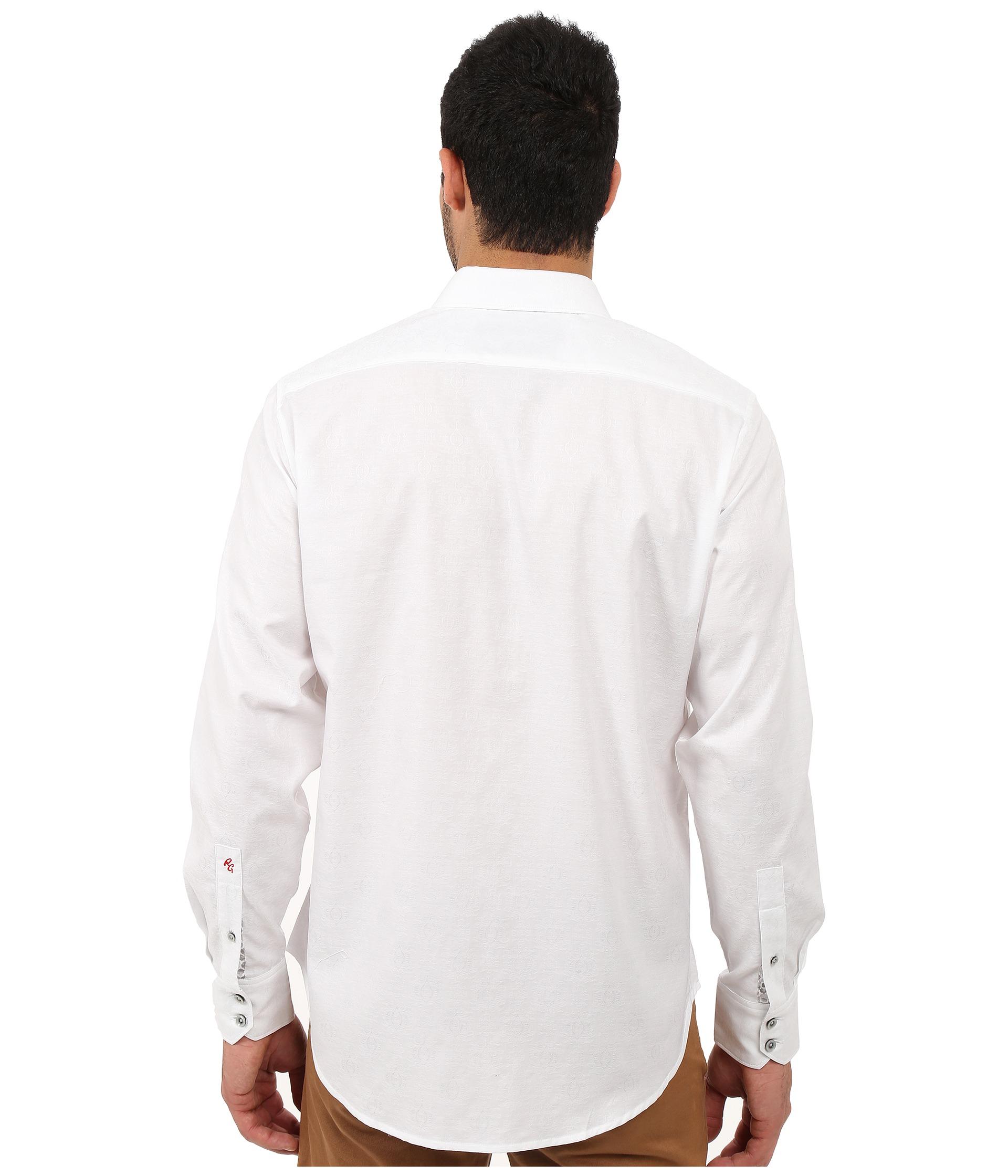 Robert graham cullen sport shirt free for Robert graham sport shirt