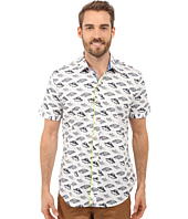 Robert Graham - Spaceships Short Sleeve Shirt