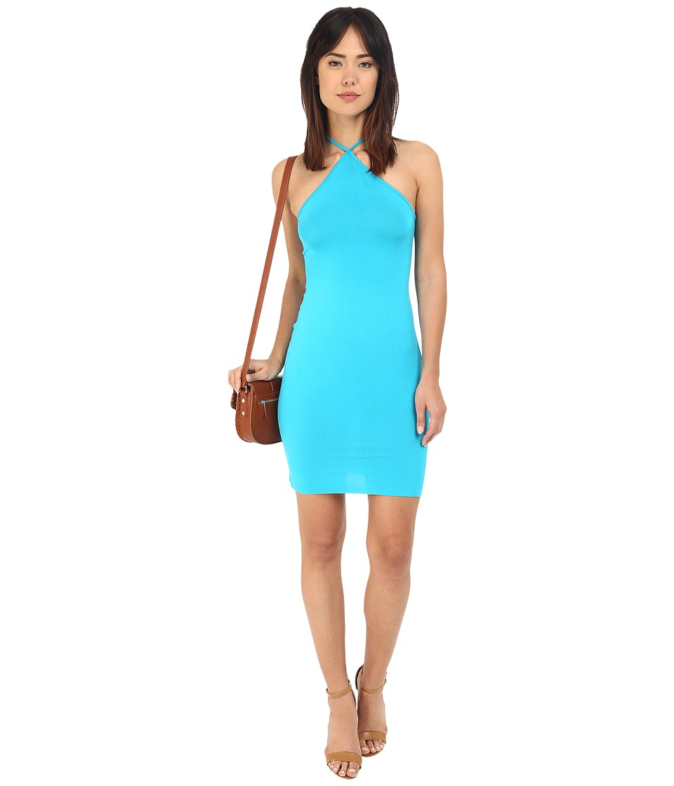 Clayton Maliya Dress Turquoise Womens Dress