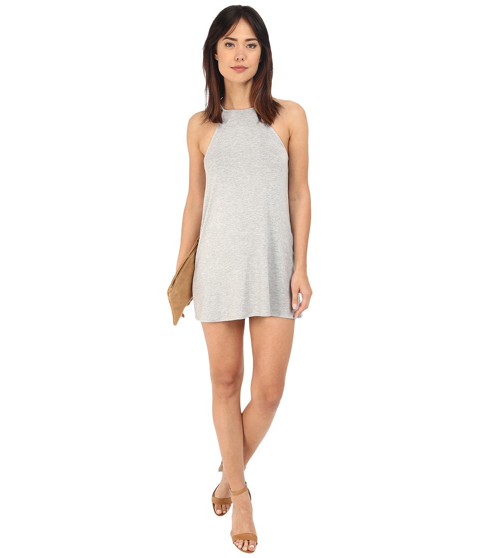 Clayton Olympia Dress Heather Grey Womens Dress