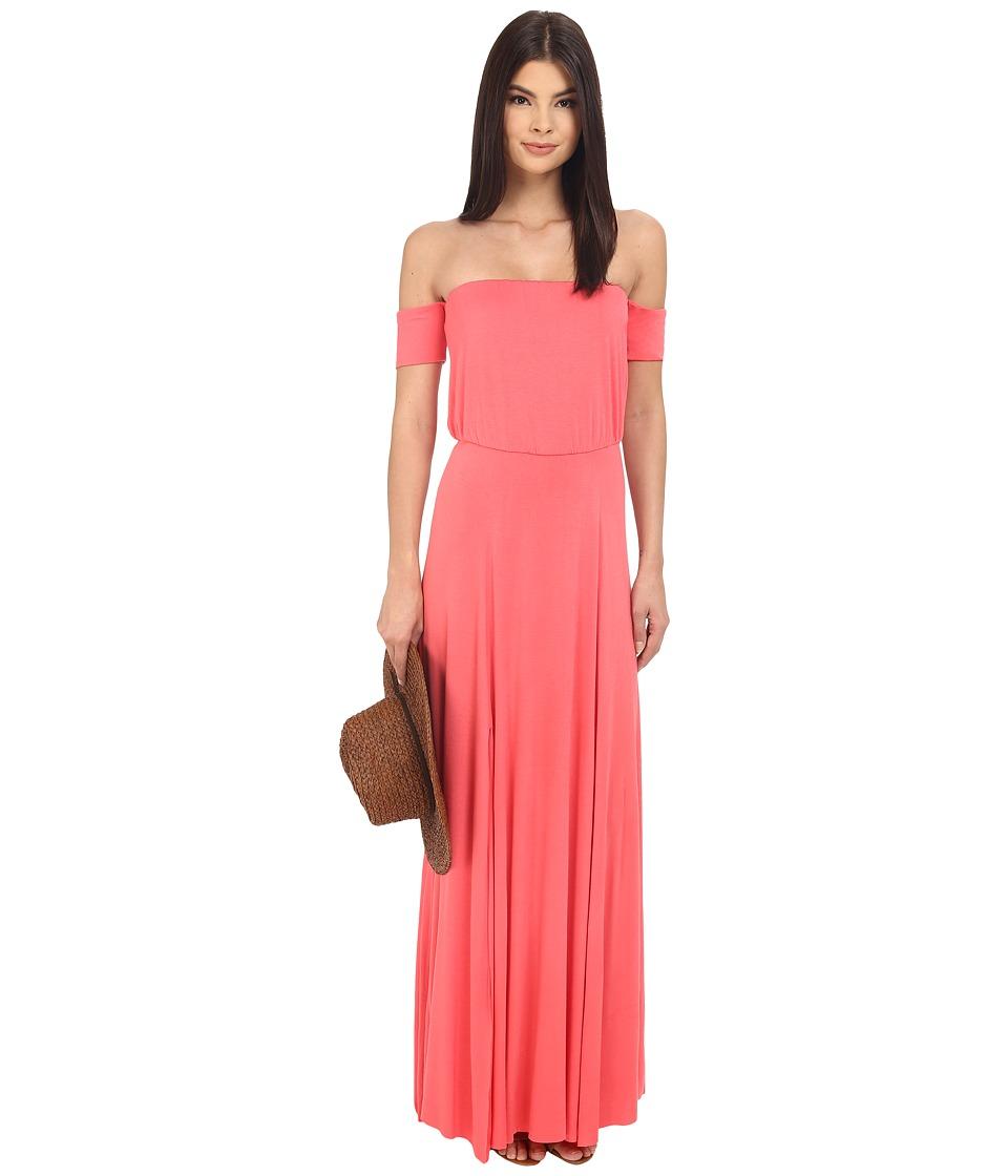 Clayton Margaret Dress Coral Womens Dress
