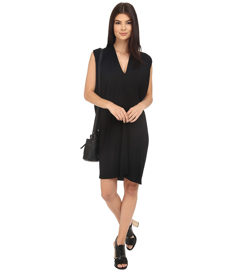 Clayton Cove Dress Black Womens Dress