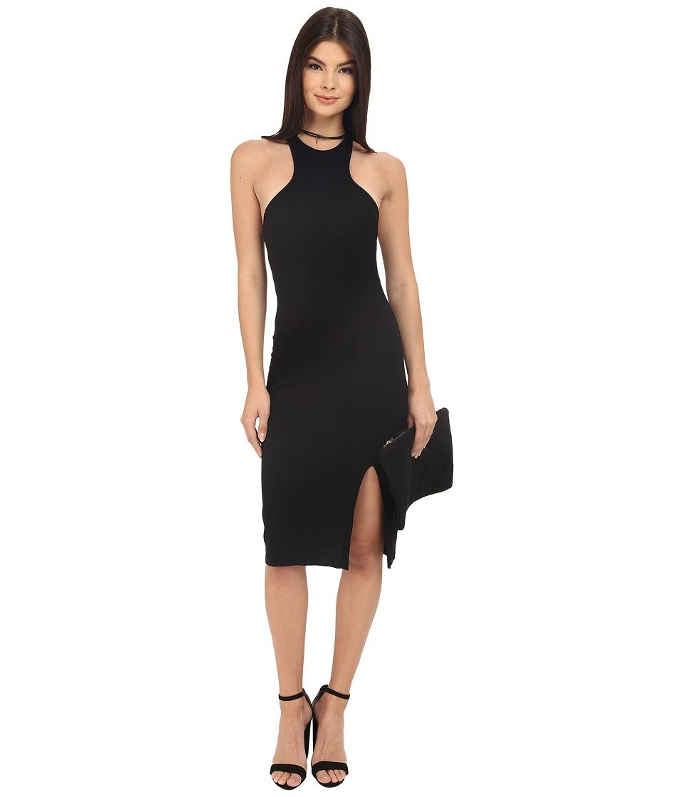 Clayton Rashida Dress Black Womens Dress