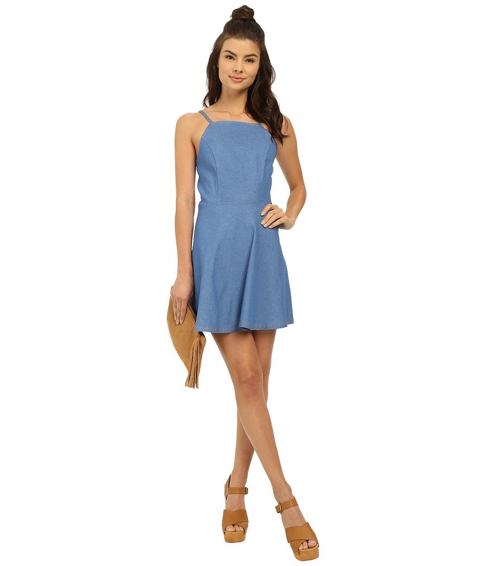 Clayton Luca Dress Denim Womens Dress