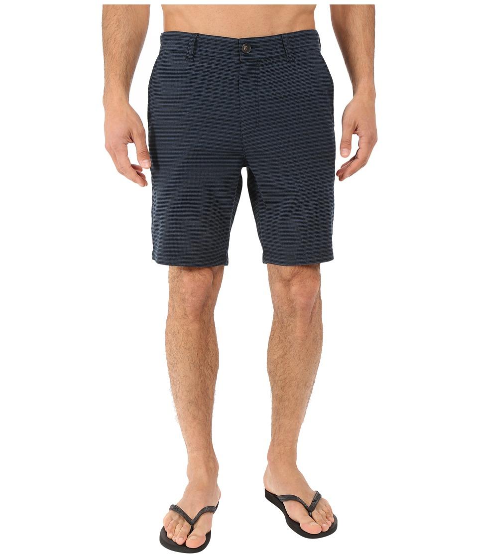 RVCA Feelz Walkshorts Carbon Mens Shorts