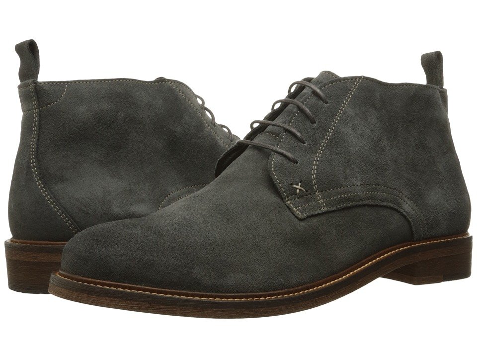 Wolverine Hensel (Grey Suede) Men