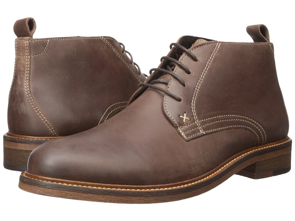 Wolverine Hensel (Dark Brown Leather) Men