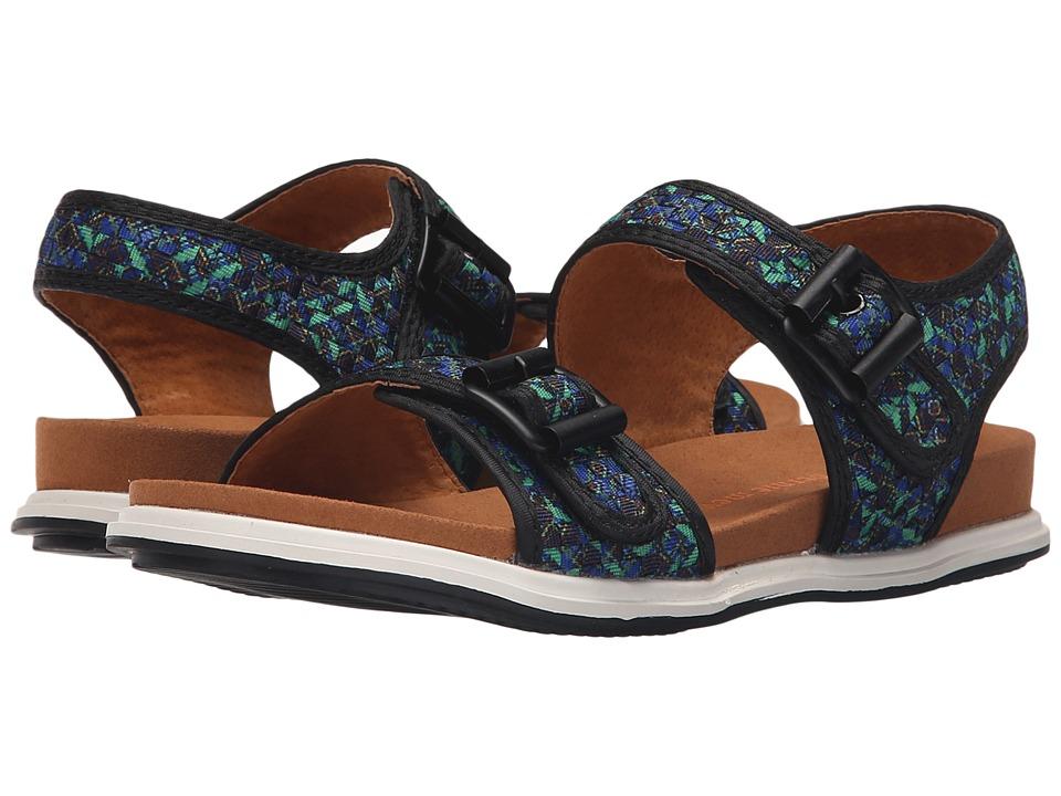 bernie mev. Denver Peacock Womens Sandals