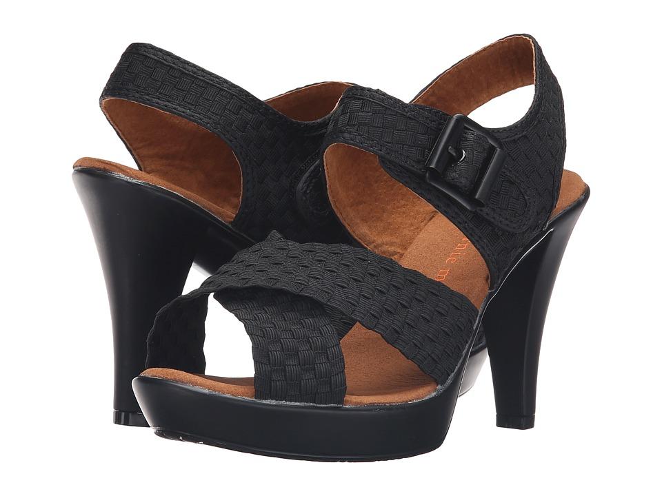 bernie mev. Dashing (Black) High Heels