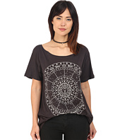 Clayton - Zodiac Wide Neck Tee