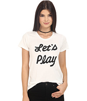 Clayton - Let's Play Basic Tee