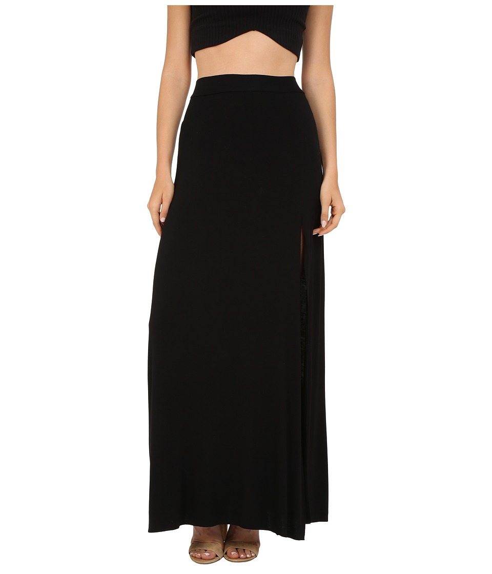 Clayton Sarah Skirt Black Womens Skirt