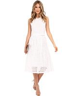 Clayton - Vernon Eyelet Skirt