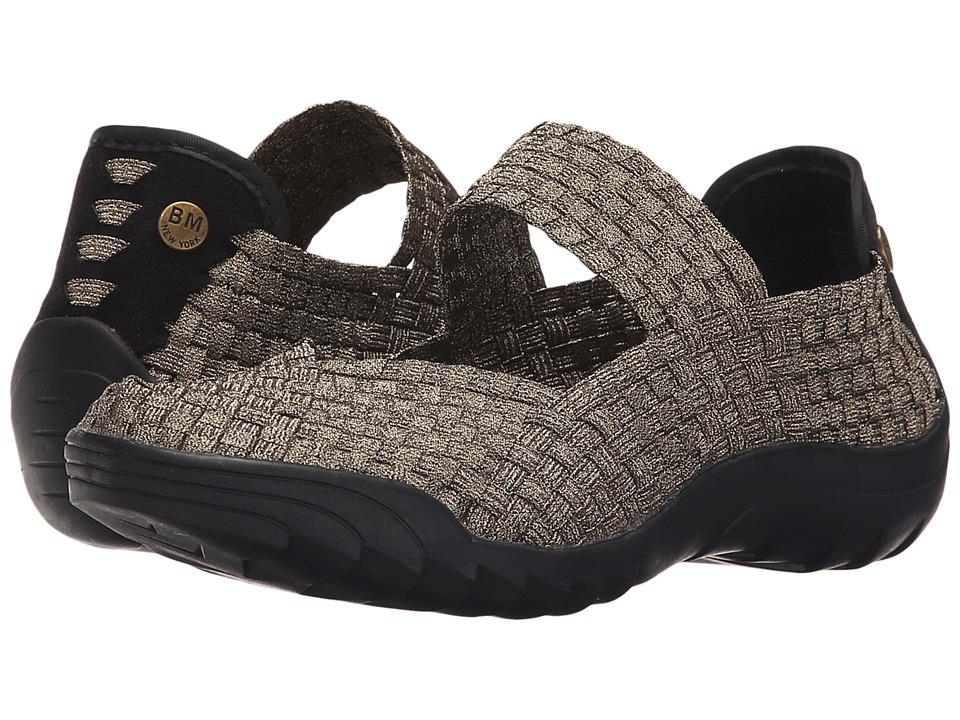 bernie mev. Rigged Charm (Bronze) Slip-On Shoes
