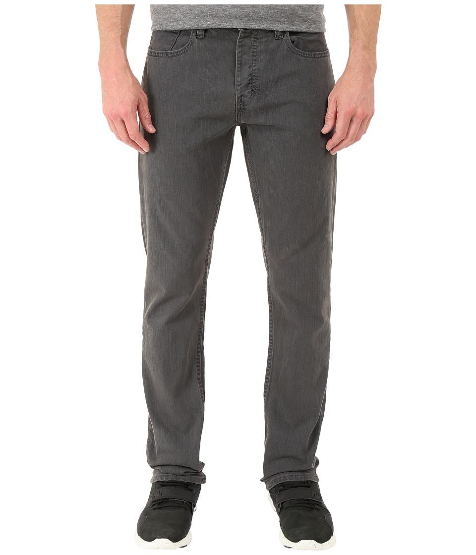 RVCA - Stay RVCA Denim in Grey Fade (Grey Fade) Men's Jeans