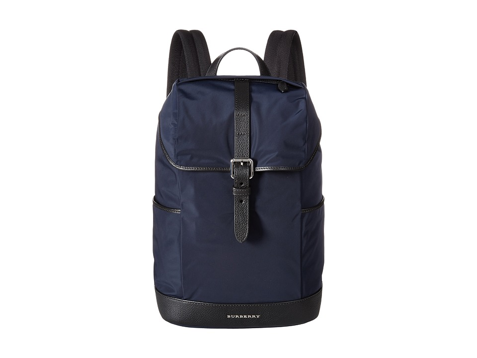 Burberry Kids Drifton Bag (Ink) Backpack Bags