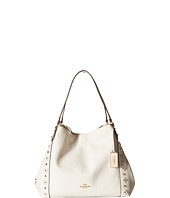 COACH - Floral Rivets Detail Edie 31 Shoulder