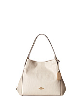 COACH - Embossed Croc Edie 31 Shoulder