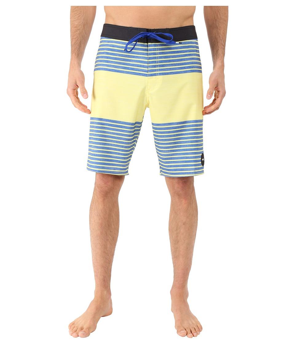 RVCA Sinister Boardshorts Olympian Blue Mens Swimwear