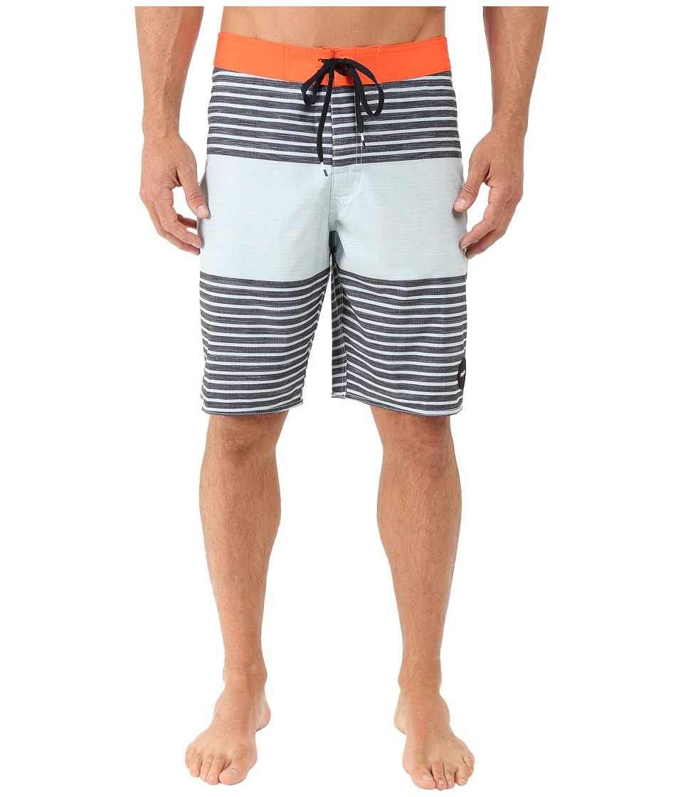 RVCA Sinister Boardshorts Carbon Mens Swimwear