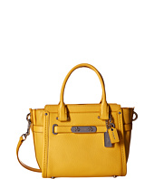 COACH - Pebbled Leather Coach Swagger 21