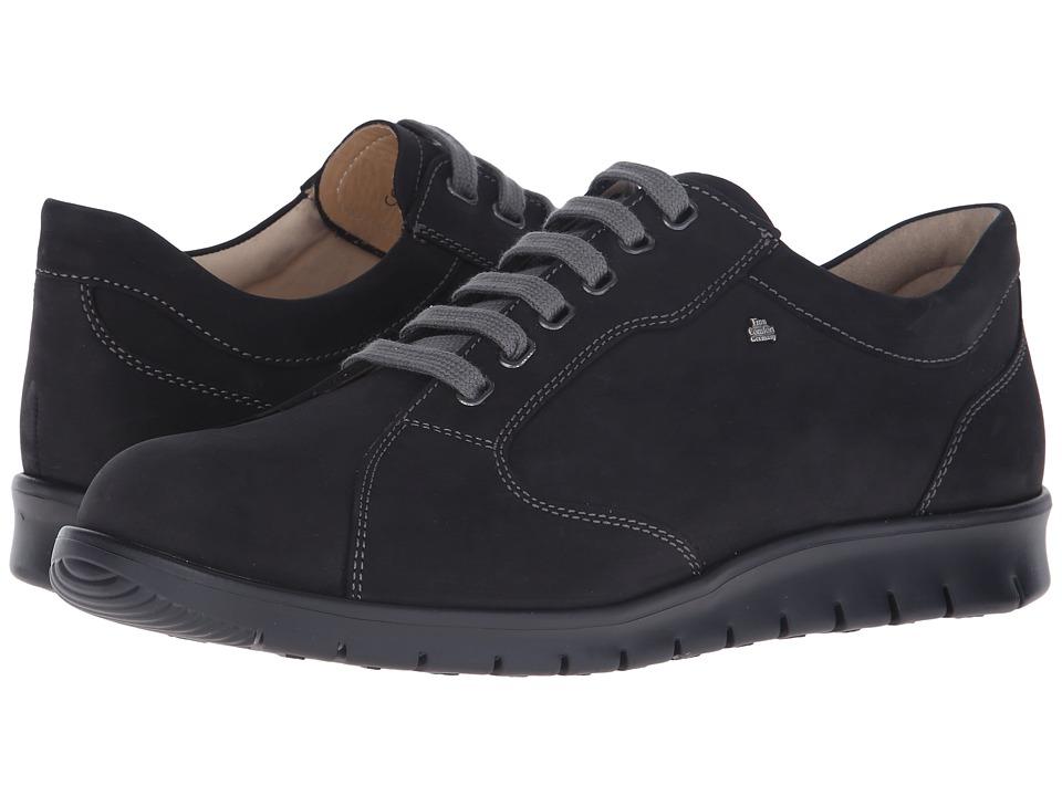 Finn Comfort Chennai Black Mens Shoes