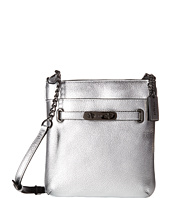 COACH - Pebbled Leather Coach Swagger Swingpack