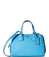 COACH - Pebbled Leather Mini Nolita Satchel