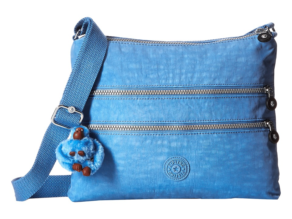Kipling Alvar Crossbody Bag Blue Skies Cross Body Handbags