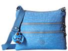 Kipling Alvar Crossbody Bag (Blue Skies)