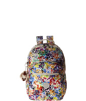 Kipling - Seoul Print Backpack With Laptop Protection