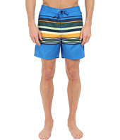 Original Penguin - Bold Engineered Stripe Fixed Volley Fit