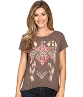 Roper - 0428 Lightweight Heather Jersey Slouchy Tee