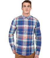 Original Penguin - P55 Long Sleeve Madras Plaid