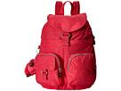Kipling Firefly Backpack (Vibrant Pink 1)