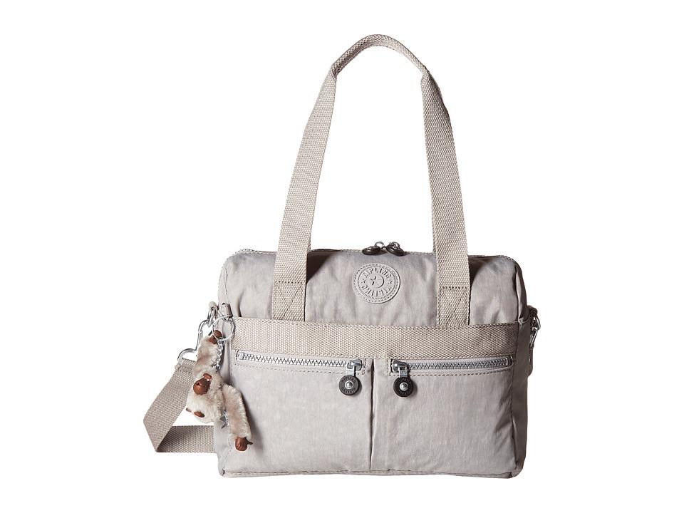 Kipling - Klara (Slate Grey) Handbags
