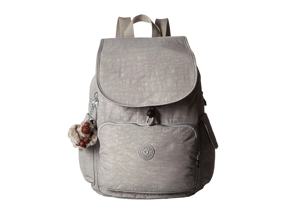 Kipling - Ravier Backpack (Slate Grey) Backpack Bags