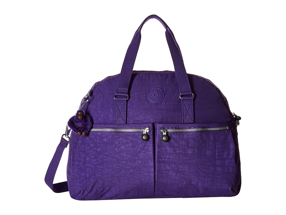 Kipling - Eugina Duffel Bag (Precisely Purple) Duffel Bags