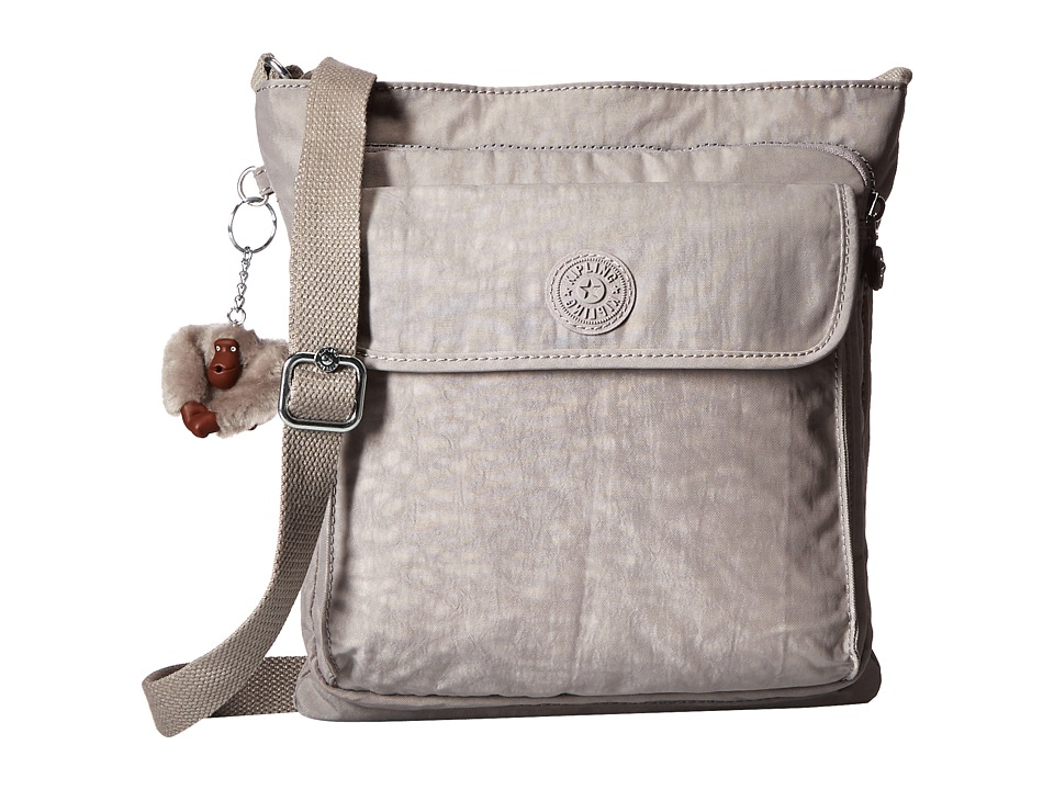 Kipling Machida Crossbody Bag Slate Grey Cross Body Handbags