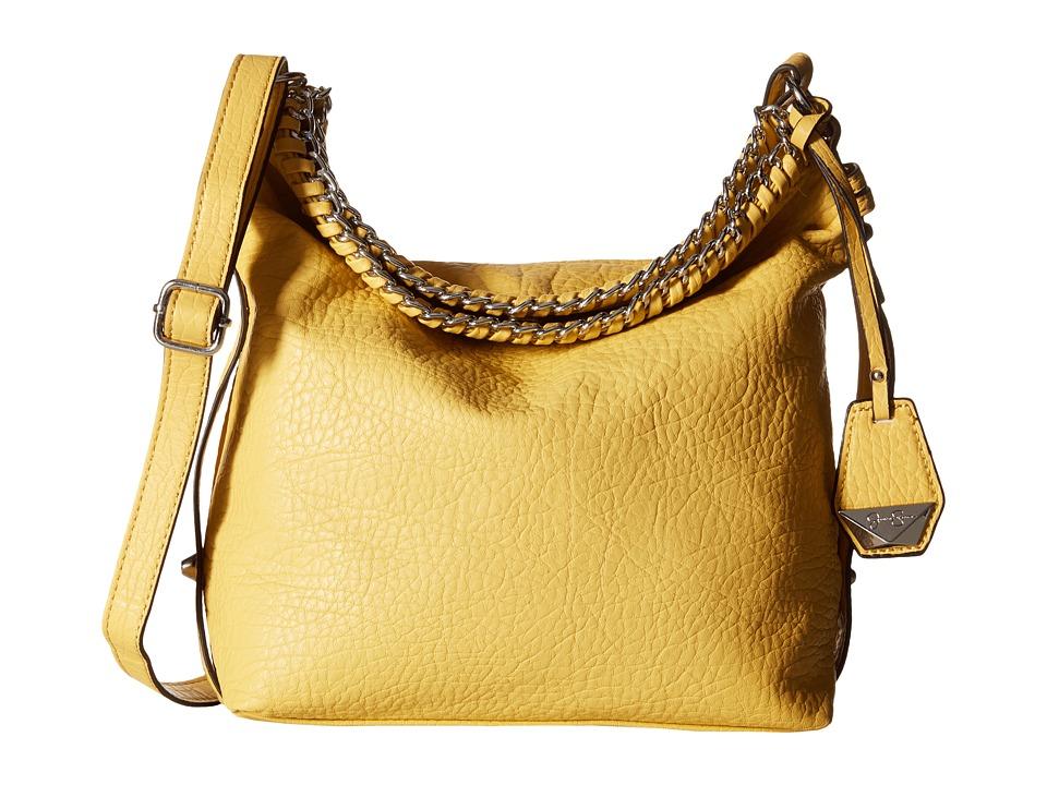 Jessica Simpson - Lizzie Crossbody (Citrine) Cross Body Handbags
