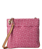 Tommy Hilfiger - Audrey Crossbody Monogram Jacquard Bag
