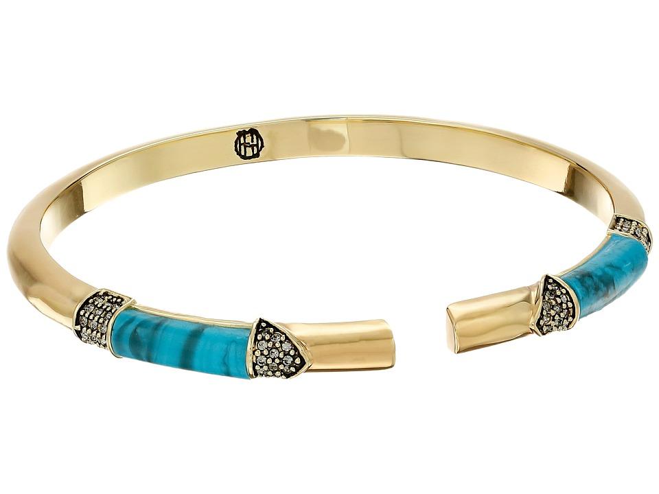 House of Harlow 1960 Age of Antiquity Bracelet Turquoise Bracelet