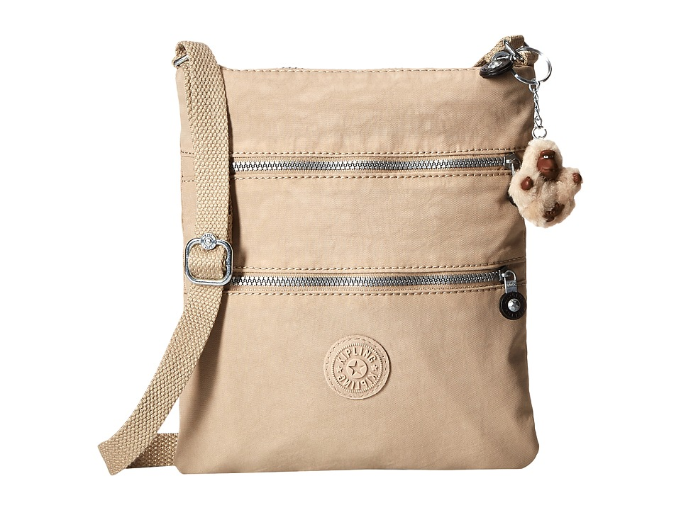 Kipling Keiko Crossbody Sandcastle Cross Body Handbags